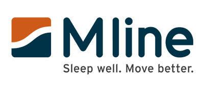 logo M line