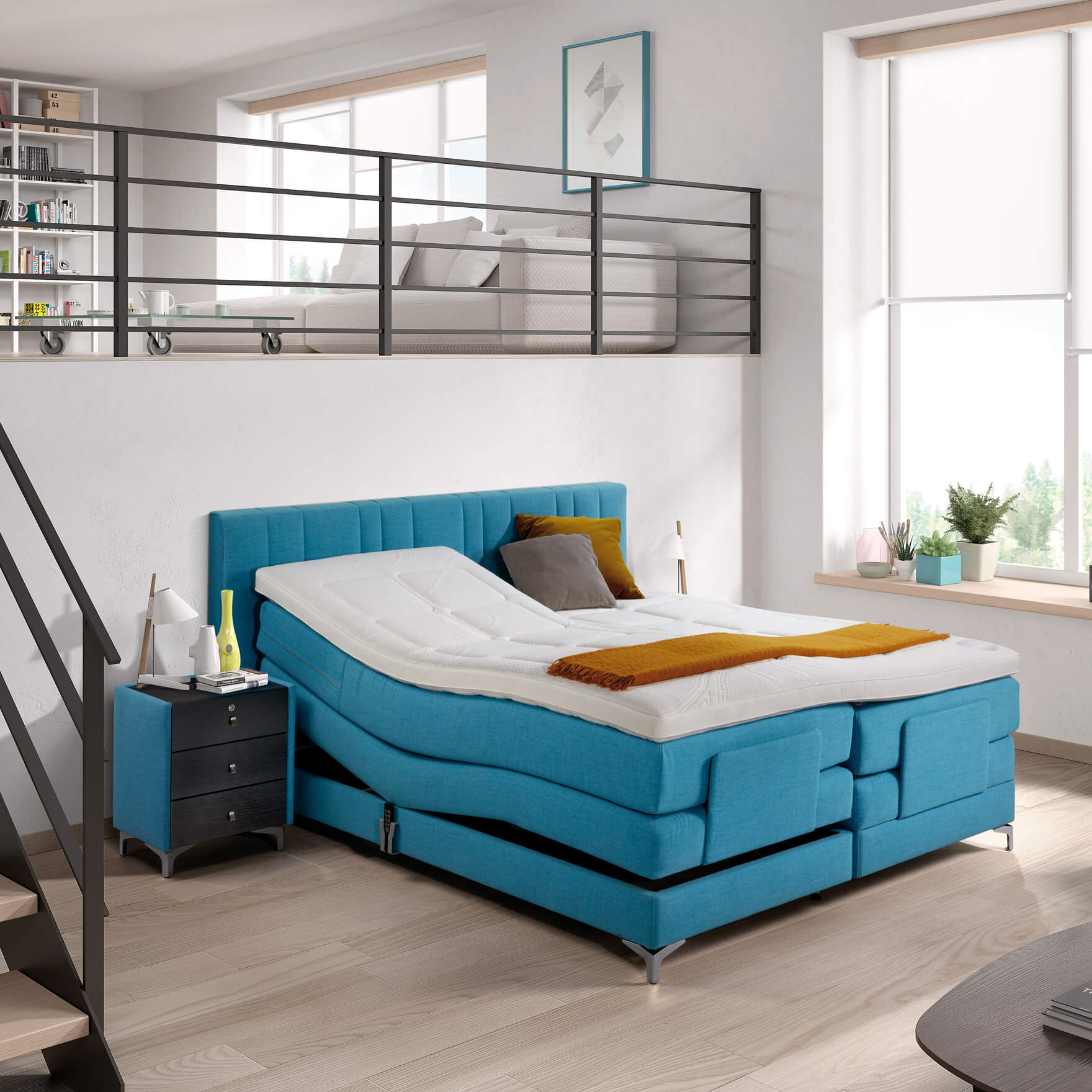 Deel dit product Velda Physio boxspring