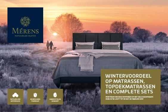 Mérens winter voordeel