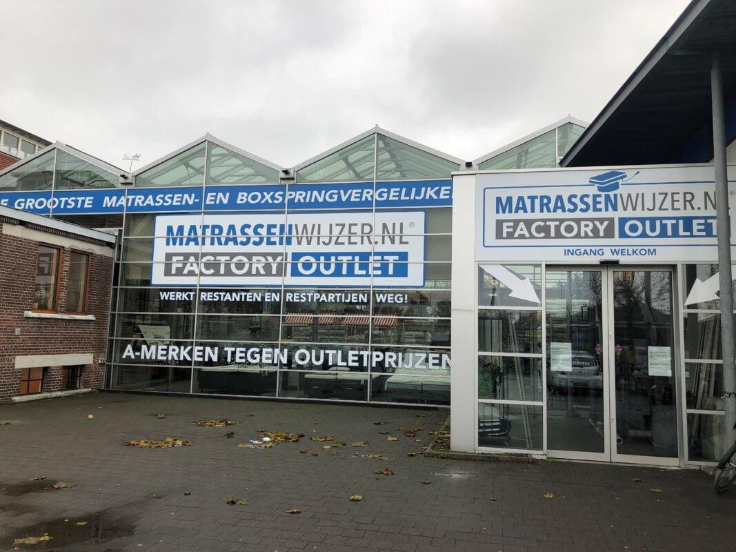 Pullman Matras Outlet : Matrassenwijzer factory outlet someren matrassenwijzer