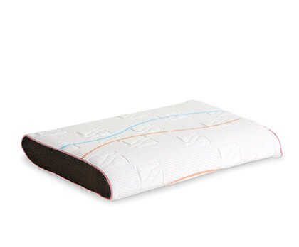 m line pillow you roze